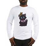 Dotty Cat Long Sleeve T-Shirt