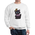 Dotty Cat Sweatshirt