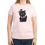 Dotty Cat Women's Light T-Shirt