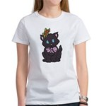 Dotty Cat Women's T-Shirt