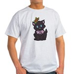 Dotty Cat Light T-Shirt