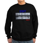 EMT/Paramedics Sweatshirt (dark)
