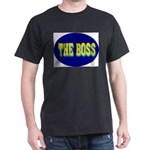 The Boss Black T-Shirt