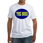 The Boss Fitted T-Shirt