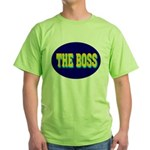 The Boss Green T-Shirt