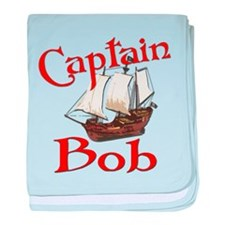 Captain Bob's baby blanket