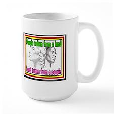 Native Americans and Black Americans Mug