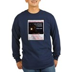 Decide NOW Long Sleeve Dark T-Shirt