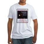 Decide NOW Fitted T-Shirt