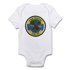 USS CADMUS Infant Bodysuit