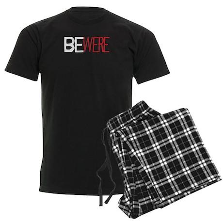 BEWERE Men's Dark Pajamas