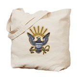 USN US Navy Eagle Tote Bag