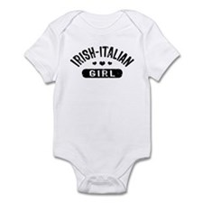 Irish Italian Girl Infant Bodysuit