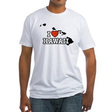I Love Hawaii Shirt