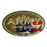 Army: Decal