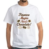 Finance Major Gift Shirt