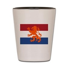 Holland Lion Shot Glass