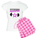 Fitness rockstar Women's Light Pajamas