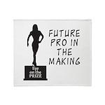 Future Pro V2 Throw Blanket