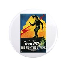 "The Fighting Streak 3.5"" Button"