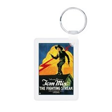 The Fighting Streak Keychains