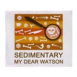 Sedimentary Watson Throw Blanket