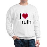 I Love Truth - Sweatshirt