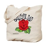 grateful dad Tote Bag