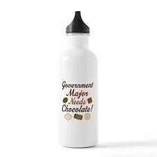 Government Major Gift Water Bottle