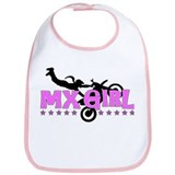 MX Girl Bib