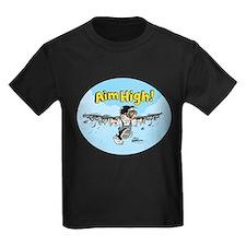 Aim High! Kids Dark T-Shirt