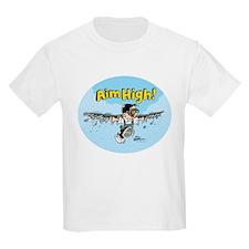 Aim High! Kids Light T-Shirt