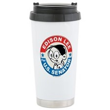 Edison for Senator Ceramic Travel Mug