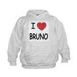 I heart bruno Hoody