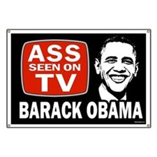 ASS Seen On TV Banner