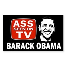 ASS Seen On TV Decal