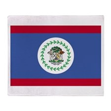 Belize Throw Blanket