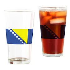 Bosnia and Herzegovina Pint Glass