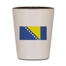 Bosnia and Herzegovina Shot Glass