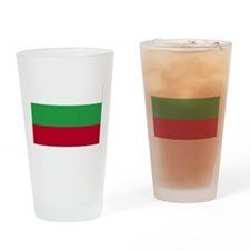 Bulgaria Pint Glass