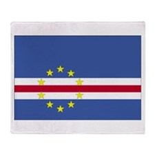 Cape Verde Throw Blanket