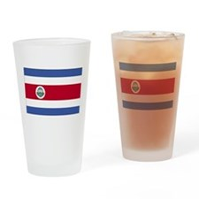 Costa Rica Pint Glass