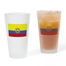 Ecuador Pint Glass
