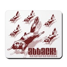 Flying Squirrels Mousepad