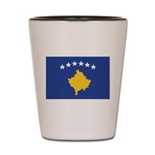 Kosovo Shot Glass