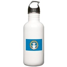Northern Mariana Islands Water Bottle