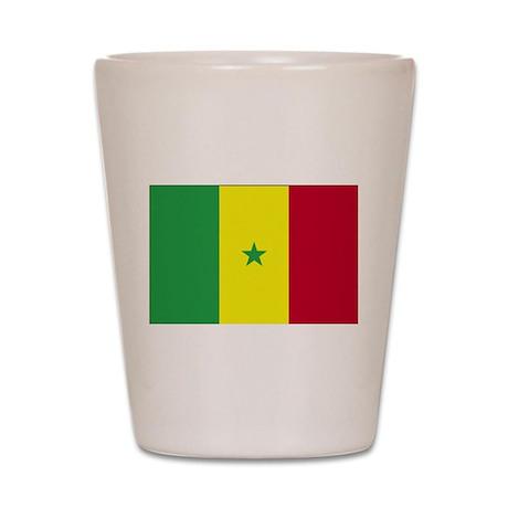 Senegal Shot Glass