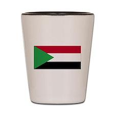 Sudan Shot Glass