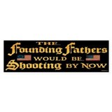 Founding Fathers Shooting Stickers