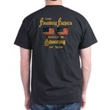 Founding Fathers Shooting T-Shirt